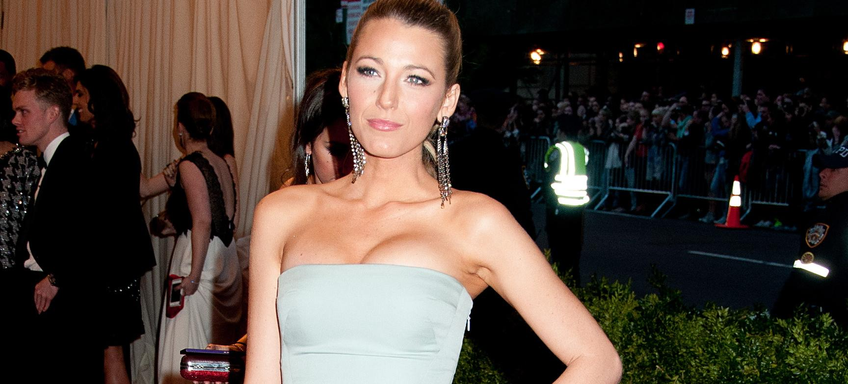 Peek Inside Blake Lively's Amazing Shoe Closet