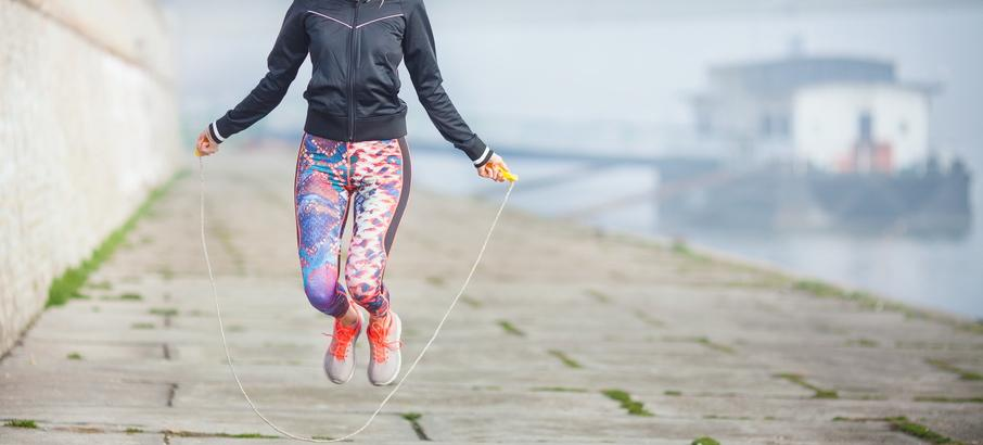 The Best Jump Rope Workout