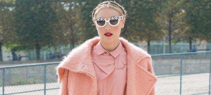 25 Reasons To Wear Pink This Winter