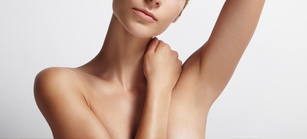 The Cure For Dark Underarms And Bikini Spots Is In Your Cabinet