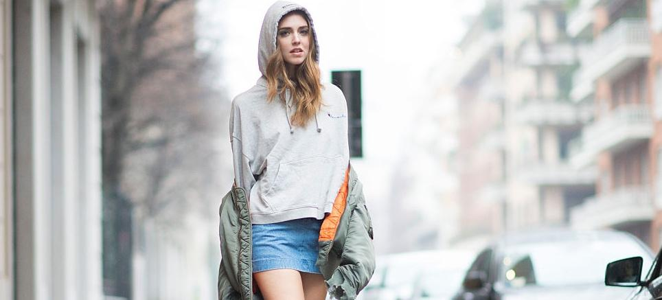 The Skirt You Didn't Expect To Make A Comeback Totally Did