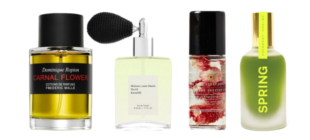 Say Goodbye To Winter With These Springy Fragrances