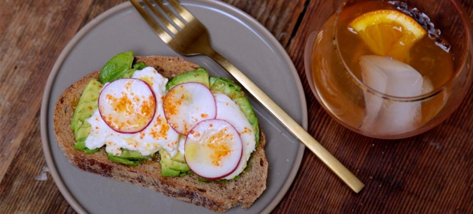 A Next-Level Avocado Toast Recipe You'll Be Obsessed With