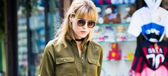 How Fashion Girls Wear Green On St. Patrick's Day